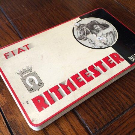 TIN缶 FIAT リミットスター薄型缶箱