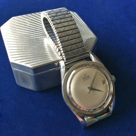 ヴィンテージ 腕時計 エニカ ウルトラソニック
