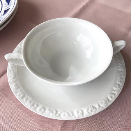 ローゼンタール Maria Weiss スープカップ&ソーサー