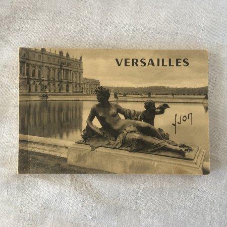 ヴェルサイユ ポストカード集 VERSAILLES