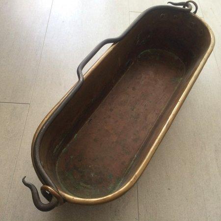 銅製 長鍋