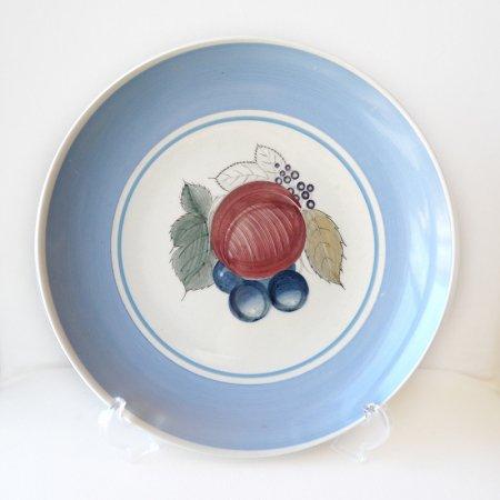 フルーツプレートSusie Cooper BL(ブルー)