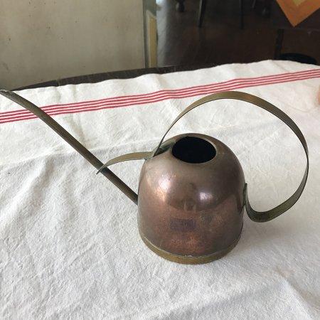 STOCKBURGER ブロカント オイル差し 銅製ジョウロ