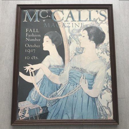 McCall's Magazine ポスター