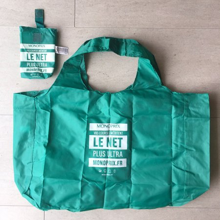 *MONOPRIX エコバッグ GREEN【再入荷】<img class='new_mark_img2' src='https://img.shop-pro.jp/img/new/icons47.gif' style='border:none;display:inline;margin:0px;padding:0px;width:auto;' />