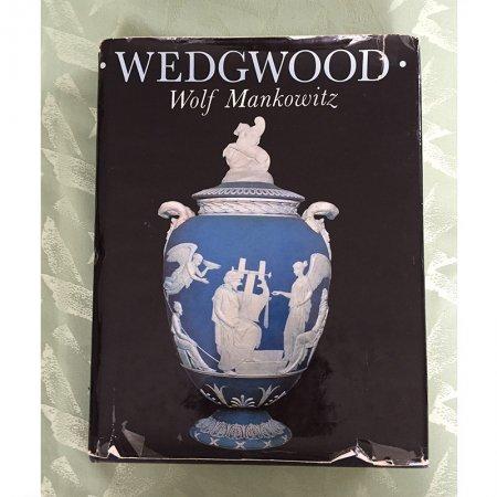ウェッジウッド図鑑 WEDGWOOD(Wolf Mankowitz, Spring Books)
