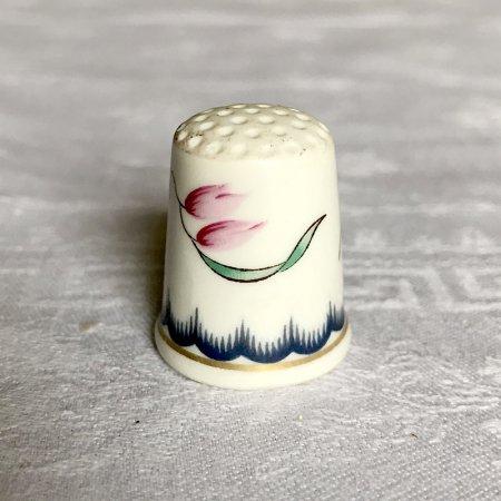 シンブル GINORI(苺と花)
