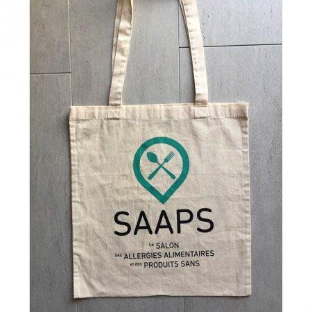 トートバッグ SAAPS/GLUTEN FREE