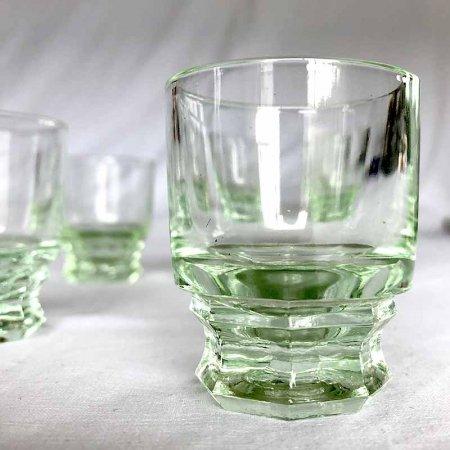 ウランガラス リキュールグラス ミニグラス 在庫5