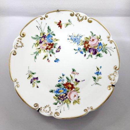 リモージュ 彩り鮮やかな絵皿 Limoges