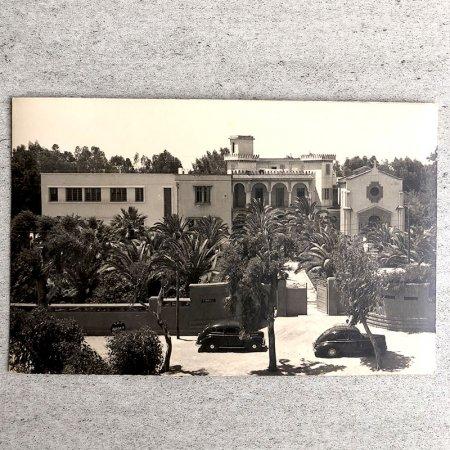 ポストカード パリ Casablanca邸 建築写真