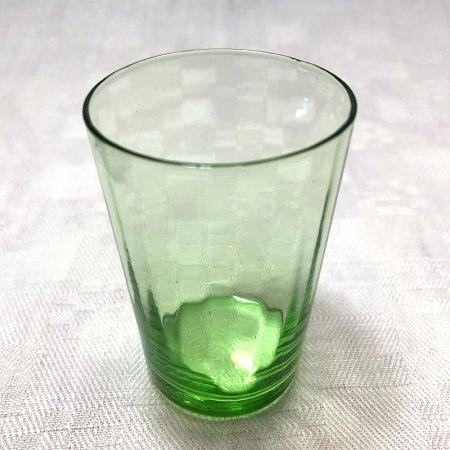 リキュールグラス  ウランガラス ミニグラス 在庫1