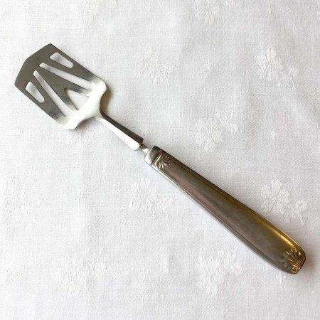 サービングペル (お菓子用)丈夫なステンレス製