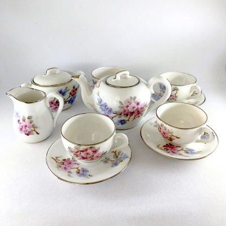 リモージュ ミニセット おままごとセット  Children's Tea set