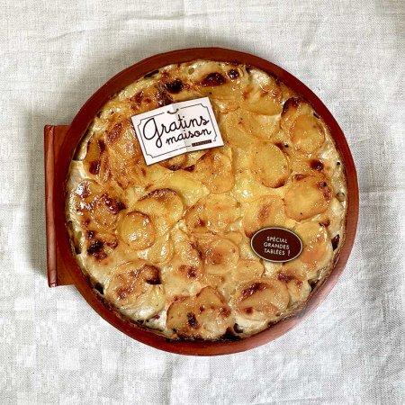 フランス古本 レシピ本 グラタンの本 料理本  Gratins maison  大判