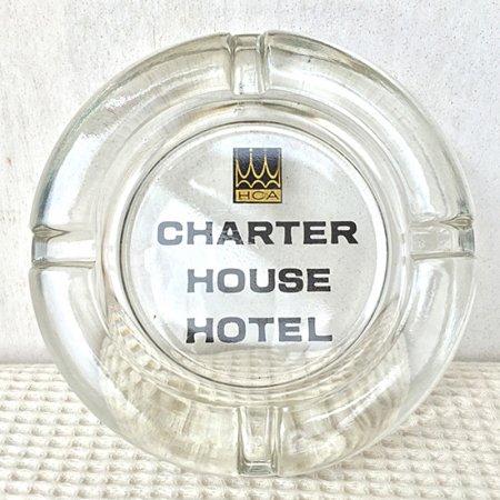 アシュトレイ(灰皿)CHARTER HOUSE HOTEL