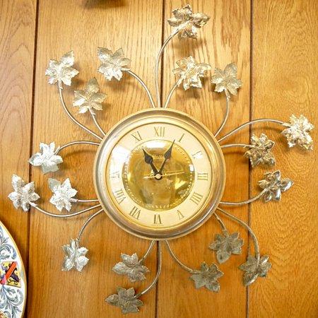 壁掛け時計 サンバーストクロック UNITED社製