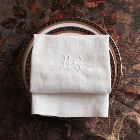 テーブルリネン(刺繍HG)