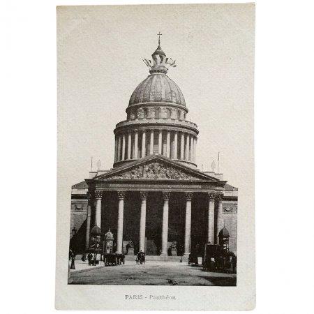ポストカード -パリの建築物 5- パンテオン