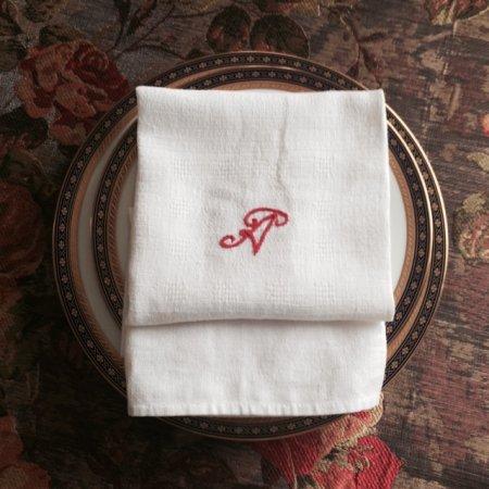 テーブルリネン(刺繍A)