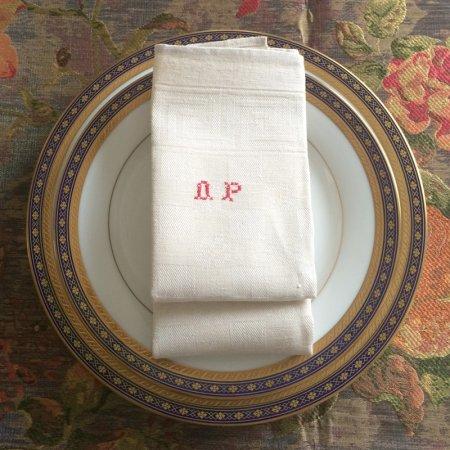 テーブルリネン(刺繍AP)