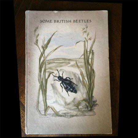 書籍『イギリスの昆虫』ペンギンブックス
