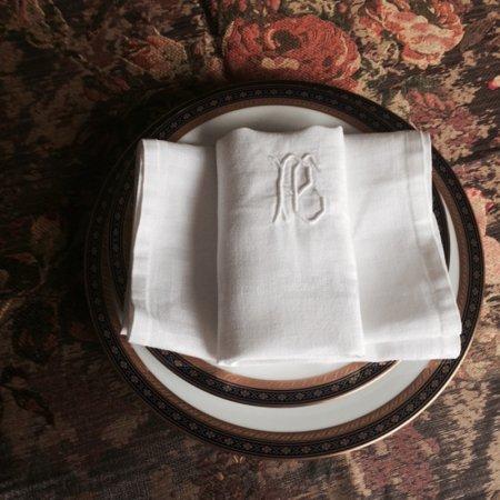 テーブルリネン(刺繍PG)
