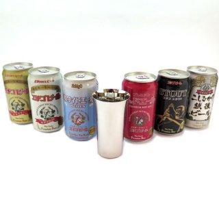 越後ビール350ml×6本と一口ビールタンブラーのセット