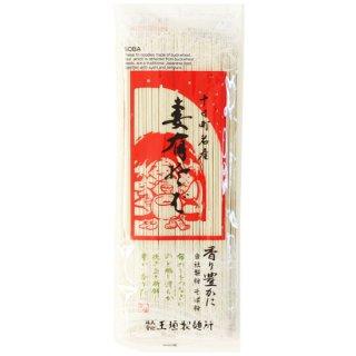 【十日町市のお土産】妻有そば 1把 自社製粉の挽き立ての香り、布のりをつなぎに使い滑らかなのど越しが特徴