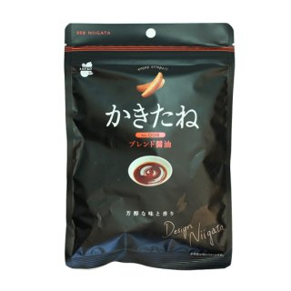 【新潟のお土産】 阿部幸製菓 かきたね(ブレンドしょうゆ味)新潟県産醤油を使用