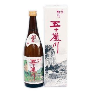 【三条市のお土産】特別純米酒 越後五十嵐川 福顔酒造720ml 新潟県三条市