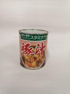 【魚沼のお土産】豚肉と野菜フレッシュスタミナ汁 豚汁