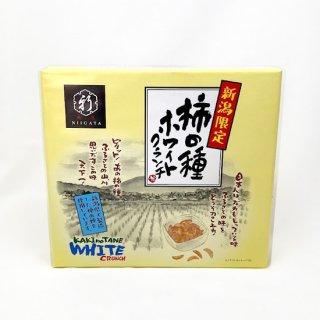 柿の種ホワイトクランチ 浪花屋製菓の柿の種使用 新潟限定品 28個入り