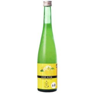 【長岡のお土産】吉乃川 ゆず酒