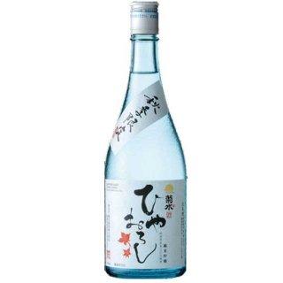 菊水酒造(新発田市)菊水 純米吟醸 ひやおろし 720ml