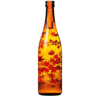 新潟銘醸(小千谷市)越の寒中梅 秋上がり 純米吟醸酒原酒 720ml