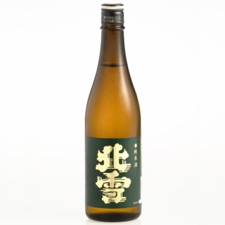 北雪酒造 純米酒 720ml