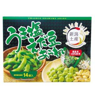 岩塚製菓 うま塩えだ豆あられ 14袋