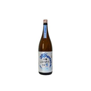 白龍酒造 白龍 新米新酒生原酒吟醸しぼりたて 1.8L