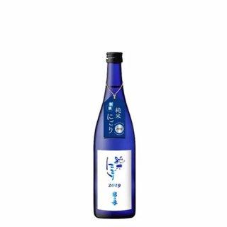 原酒造 越の誉 純米にごり酒 720ml