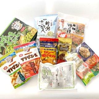 【新潟 米菓 せんべい 通販】 9種食べ比べセット
