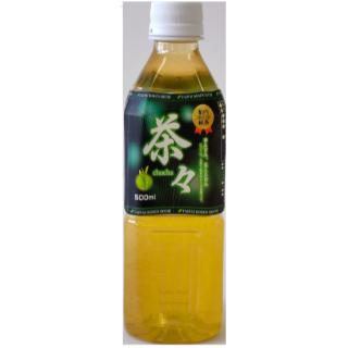胎内緑茶 茶々 ペットボトル1本