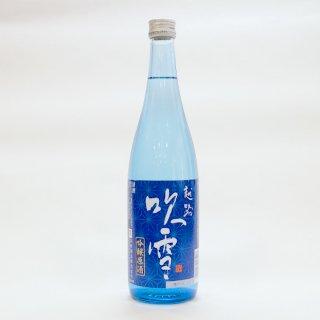 越路吹雪 吟醸原酒 720ml
