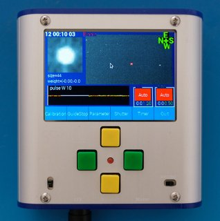 SS-one AutoGuider Pro その他の赤道儀用