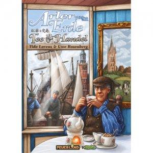 アルルの丘:拡張 紅茶と交易 日本語版