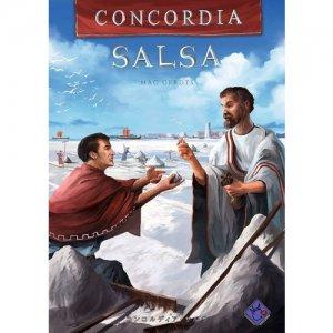 コンコルディア:サルサ 日本語版