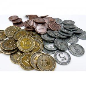 クランズ・オブ・カレドニア:メタルコイン