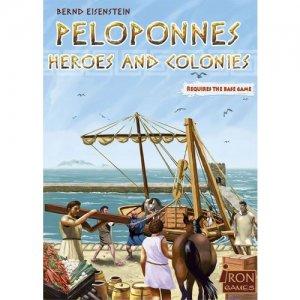 ペロポネソス:拡張 英雄と植民地
