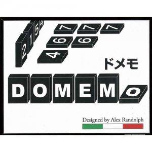 ドメモ(木製タイル版) /DOMEMO