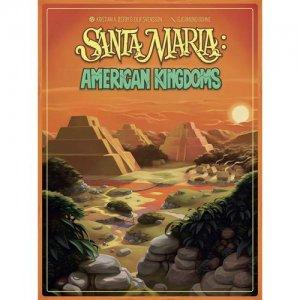【予約商品】サンタマリア:拡張 アメリカの王国【2月15日以降出荷予定】